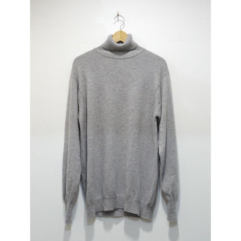 Cashmere Turtle neck Knit
