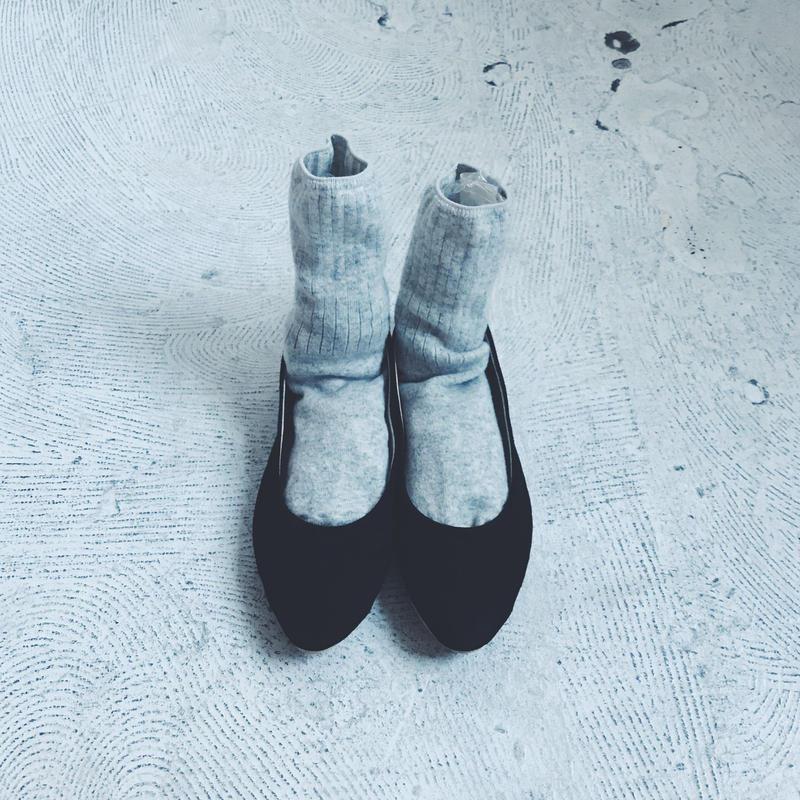 KARMAN LINE  wool socks