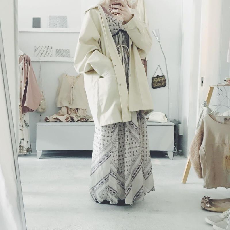 Edwina  Horl  hooded coat