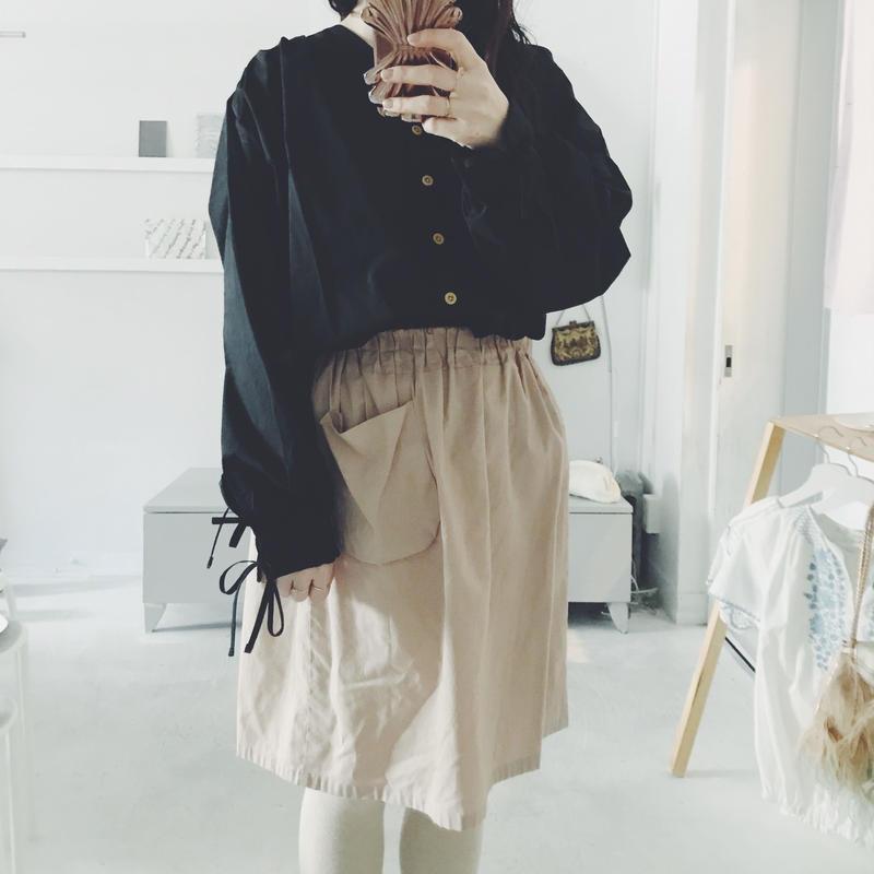 BELIZE  black blouse