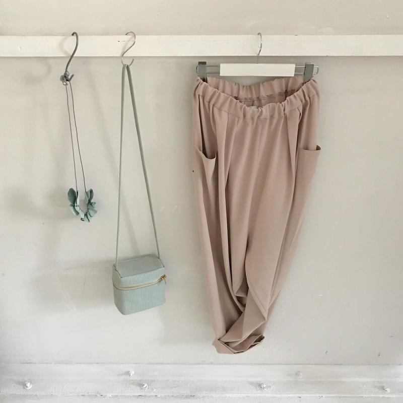 〔3tsui〕 femme  robe 限定  long  pants