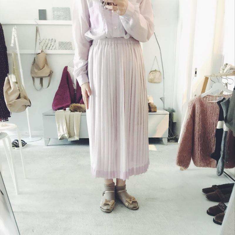 SIGHT LINE  skirt