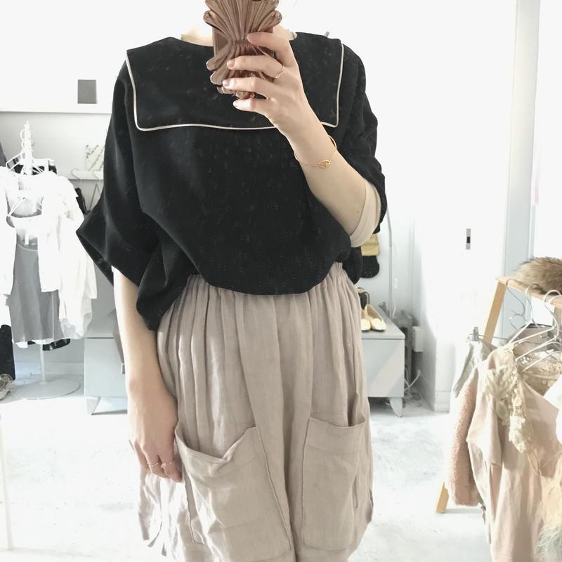 colenimo silk  blouse