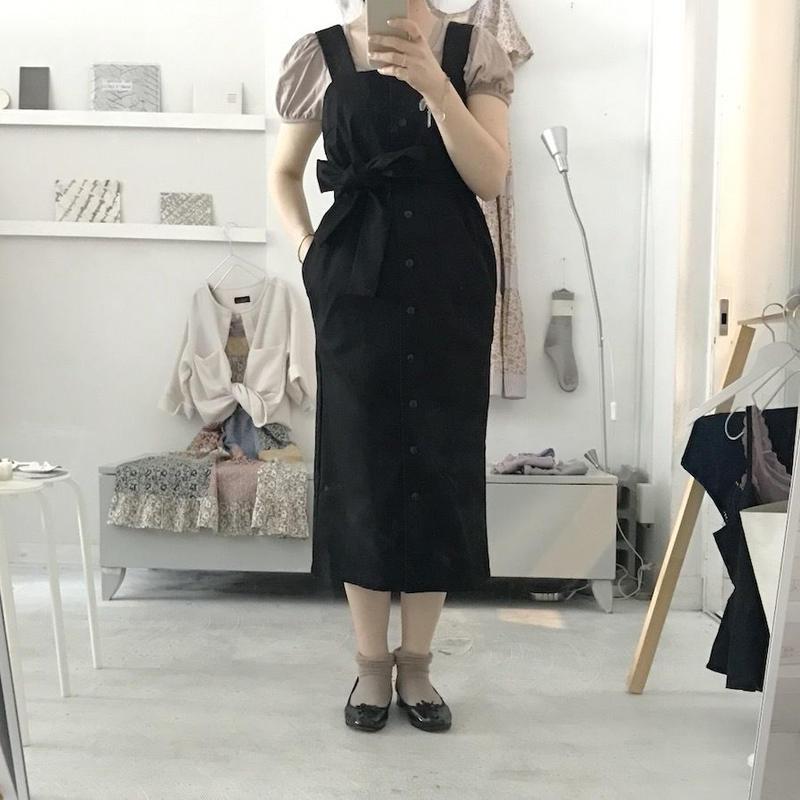 〔 natsumi zama 〕MARS DRESS