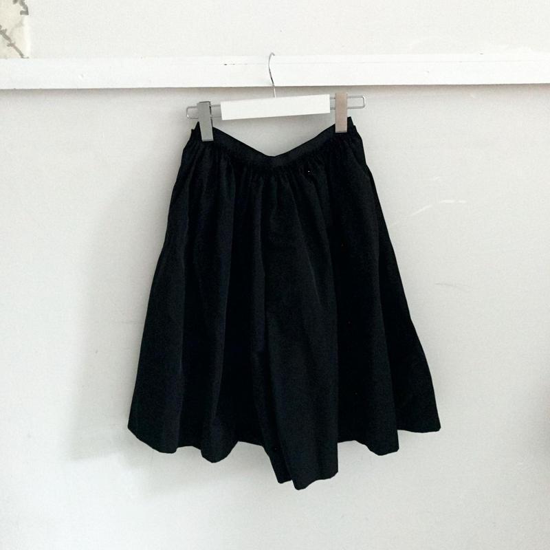 [dahlia] culotte pants