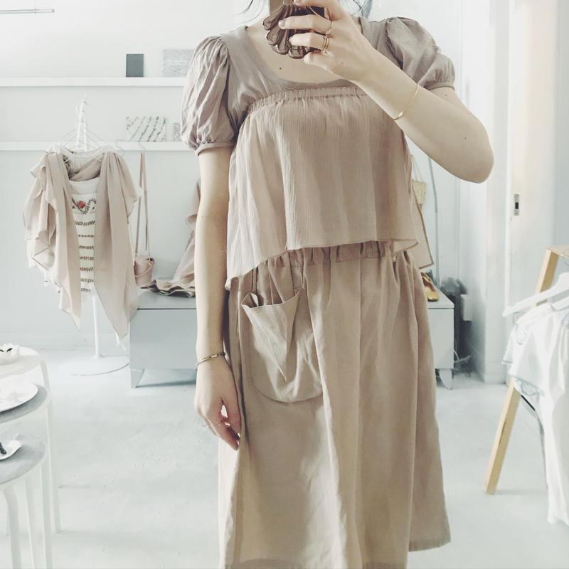 boessert schorn tube top  blouse