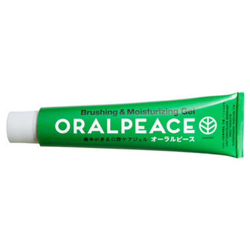 オーラルピース 歯みがき&口腔ケアジェル (オリジナル) / ORAL PEACE