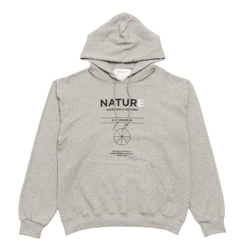 DEMAIN LA SOURCE HOODIE Emerson Grey