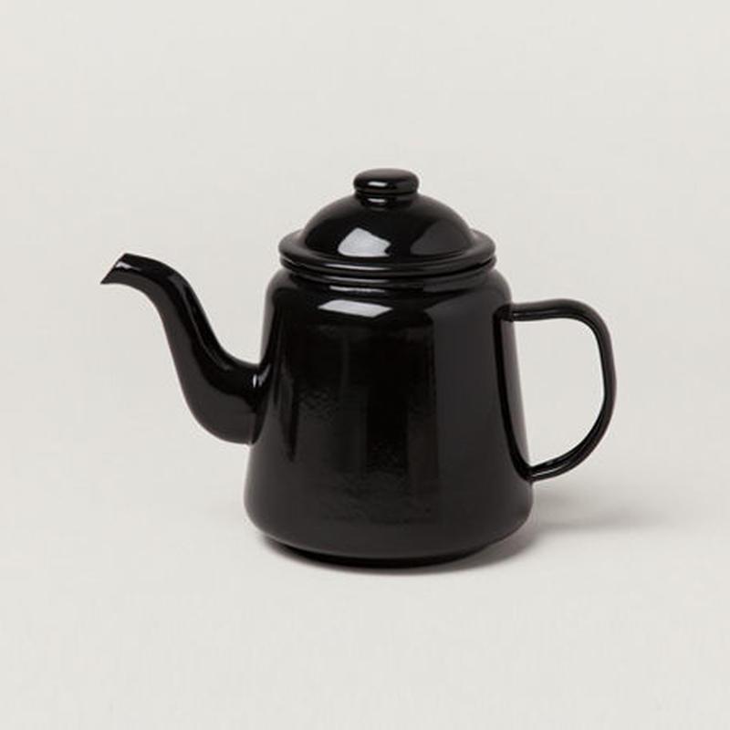 FALCON/Enamel Teapot
