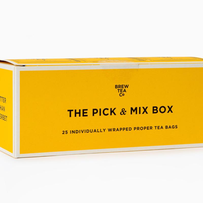 BREW TEA CO./THE PICK & MIX BOX