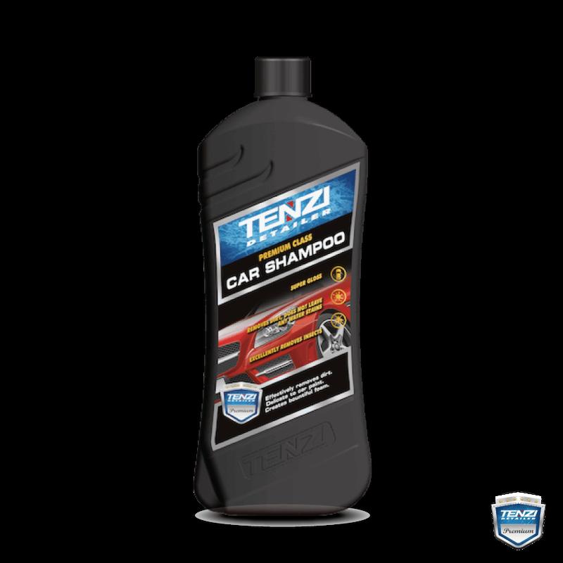 テンジ(TENZI Detailer)[カーシャンプー(オールカラー対応)600ml] : 欧米のプロショップが使用。全車色対応で汚れ落ちも抜群(希釈率50~100倍)