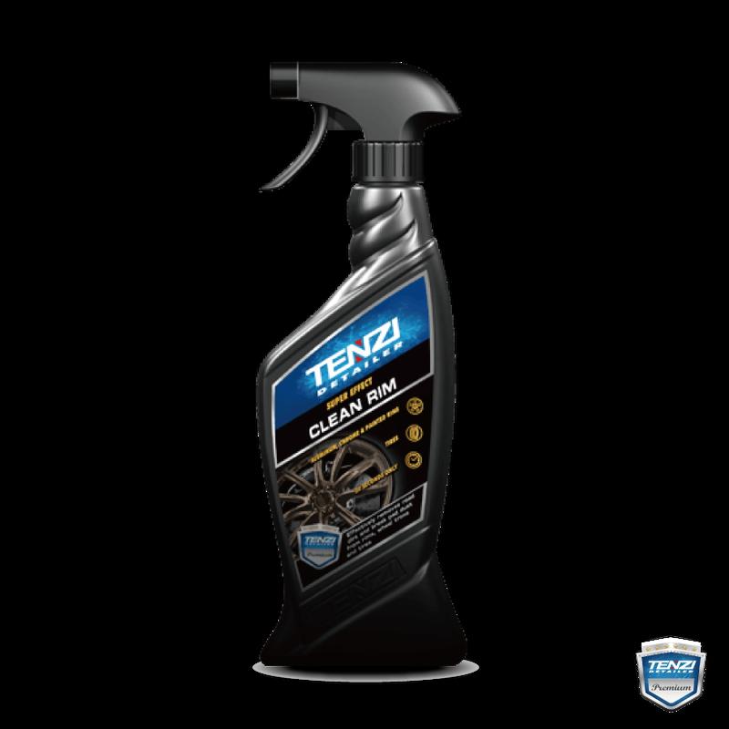 テンジ(TENZI Detailer)[デイリー ホイールクリーナー 600ml] : 油汚れ・ブレーキダストを手軽に除去