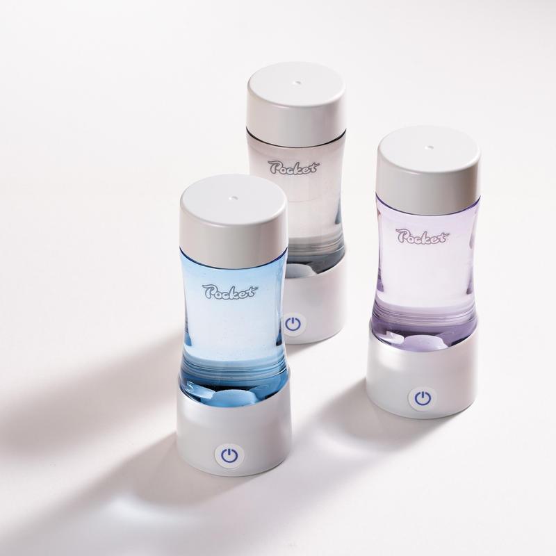 携帯用水素水ボトルPocket プレミアムモデル