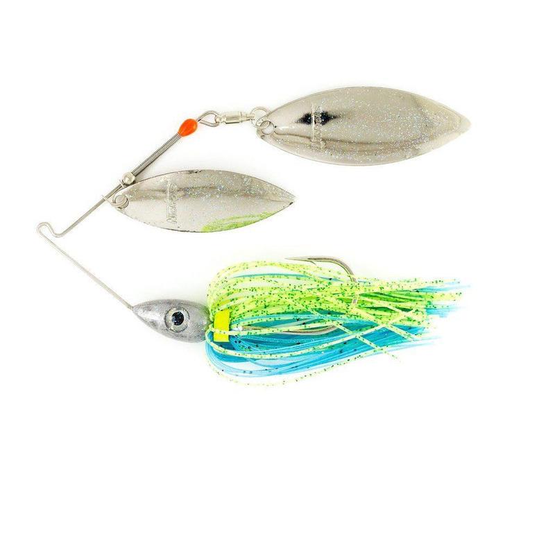写真と違いタンデム!【Nichols Pulsator METAL FLAKE ニコルス パルセーター「メタルフレーク」3/8oz タンデム】62 Sunfish