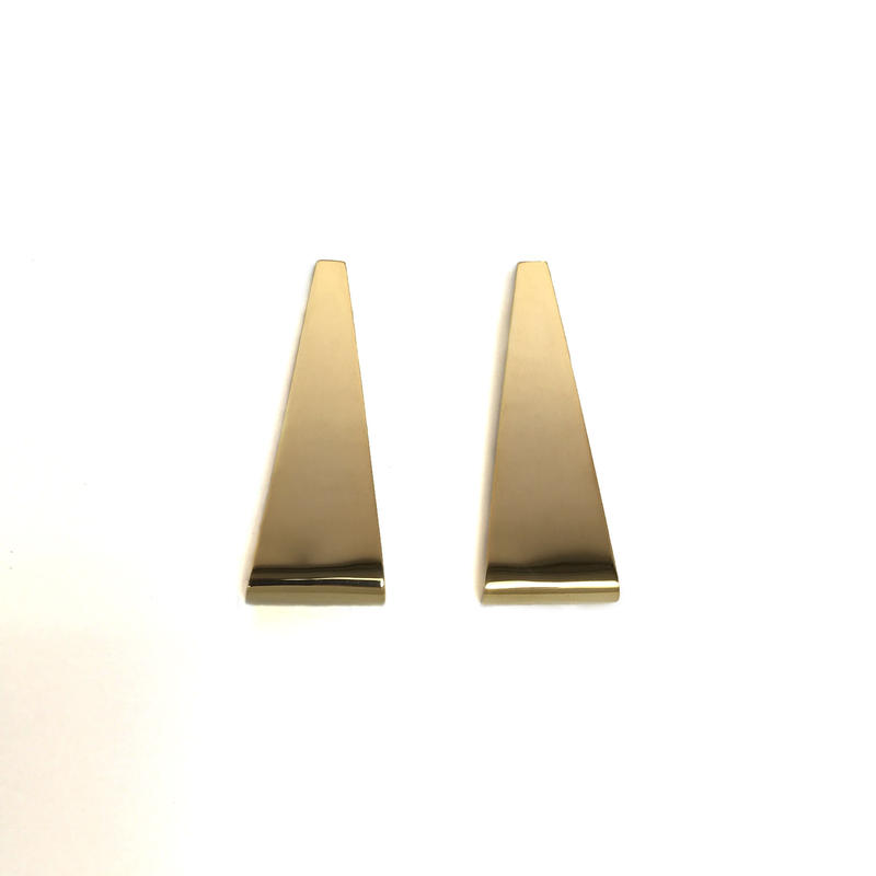 SDW-E02-GOLD/sandwich pierce/サンドウィッチピアス