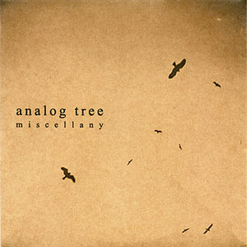 analog tree / miscellany (CDR)