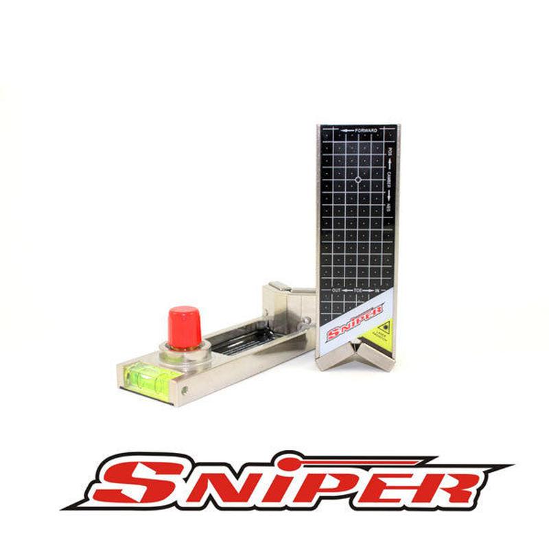 スナイパー V2 INOX アライメントゲージ(Sniper)