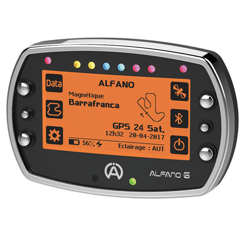 ALFANO 6 本体  (水温センサー付き)