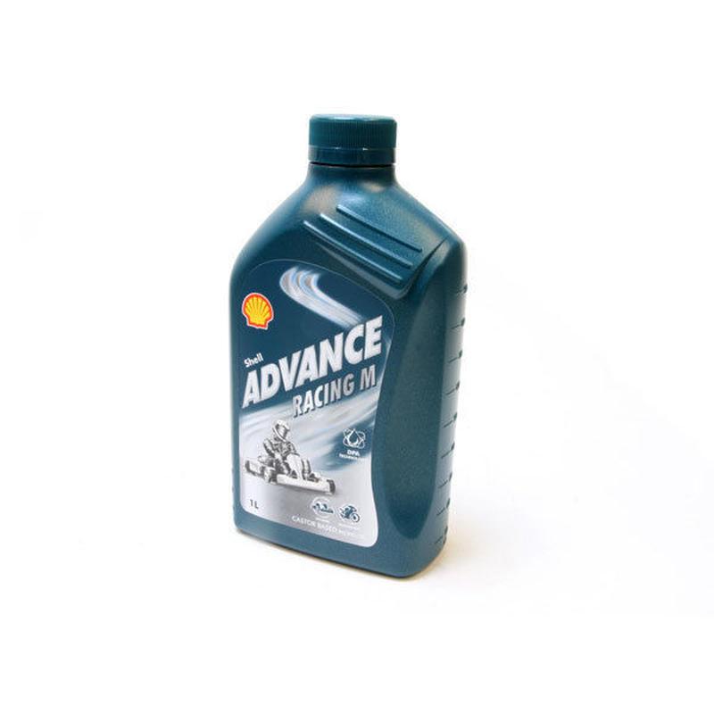 SHELL ADVANCE Racing-M 1ℓ