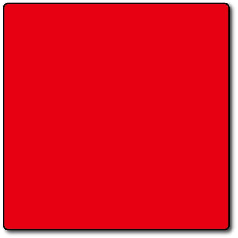 ゼッケンプレート 220㎜×220㎜ 全5色