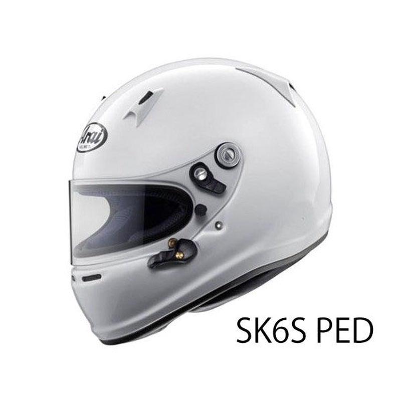 ARAI  SK6  PED