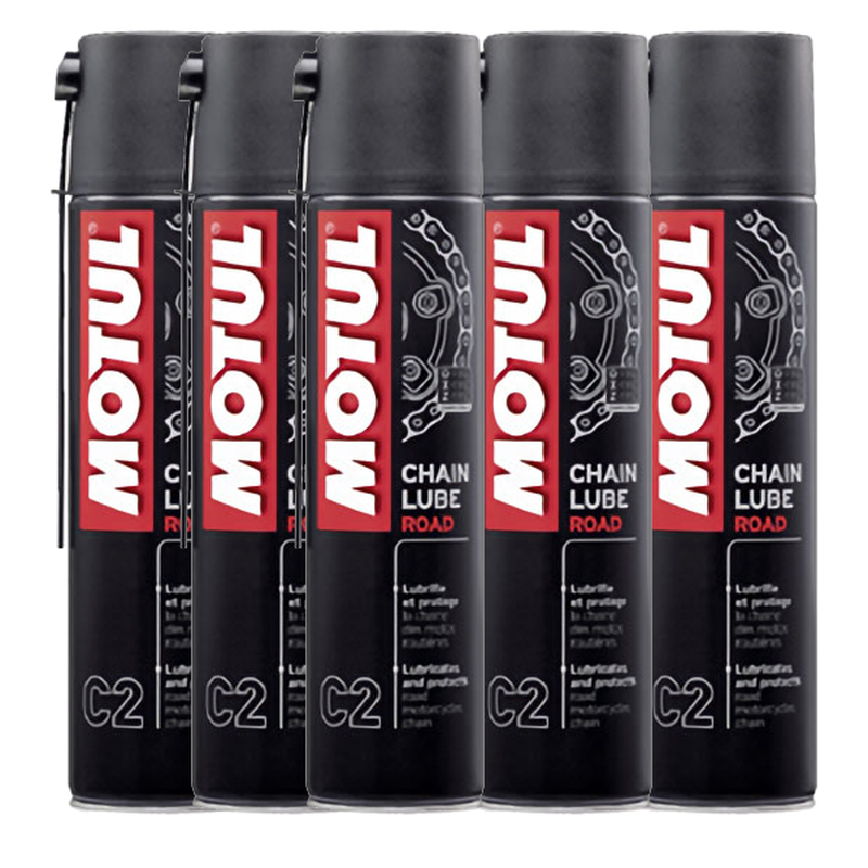 MOTUL  C2 CHAIN LUBE FACTORY LINE  12本