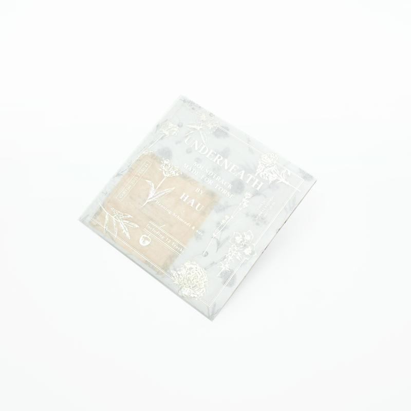 HAU (henning schmiedt + aus) - Underneath (CD)