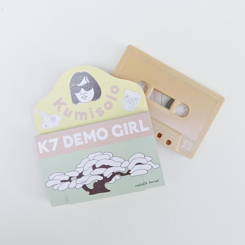 Kumisolo - K7 DEMO GIRL (Cassette)