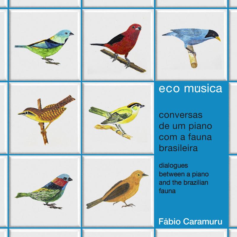 Fábio Caramuru - EcoMúsica (CD)