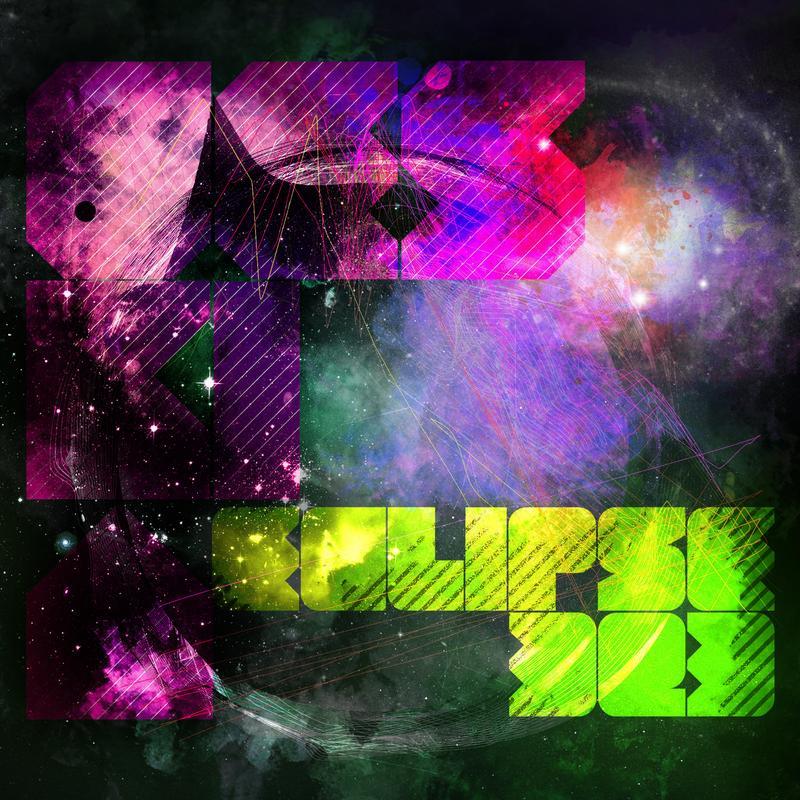Geskia - Eclipse323 (CD)