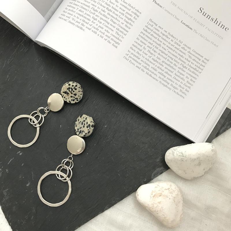 【Lelalité】Dalmatian natural stone