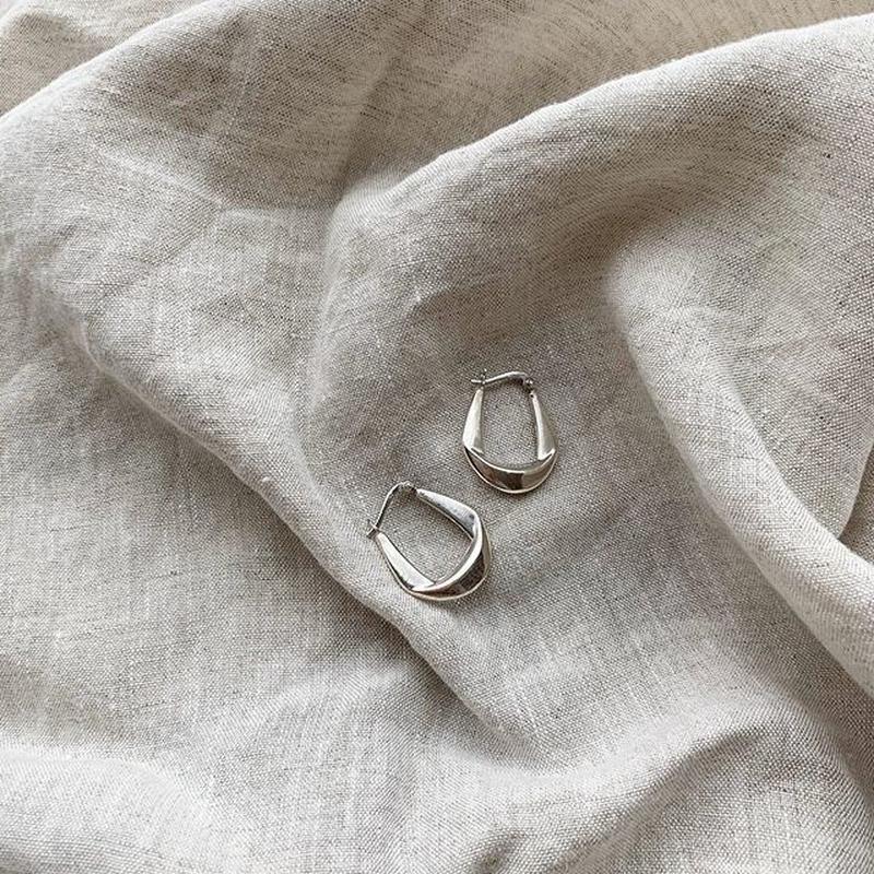 [silver925]nuance hoop pierce