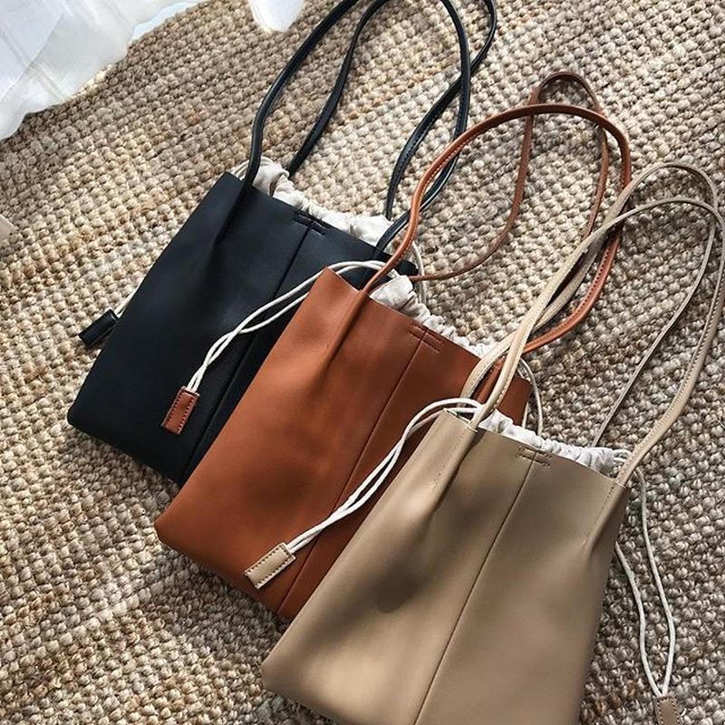 2way purse bag (3color)