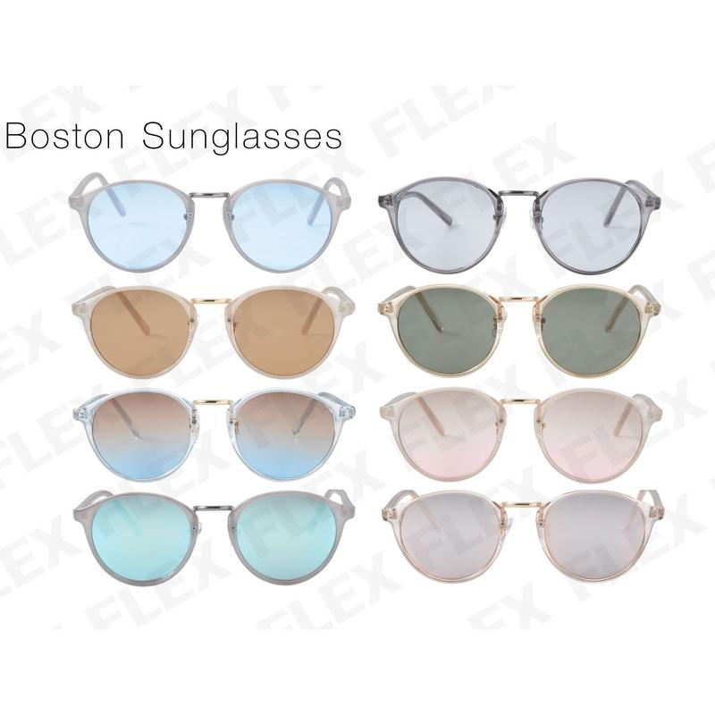 【8color】boston  sunglasses