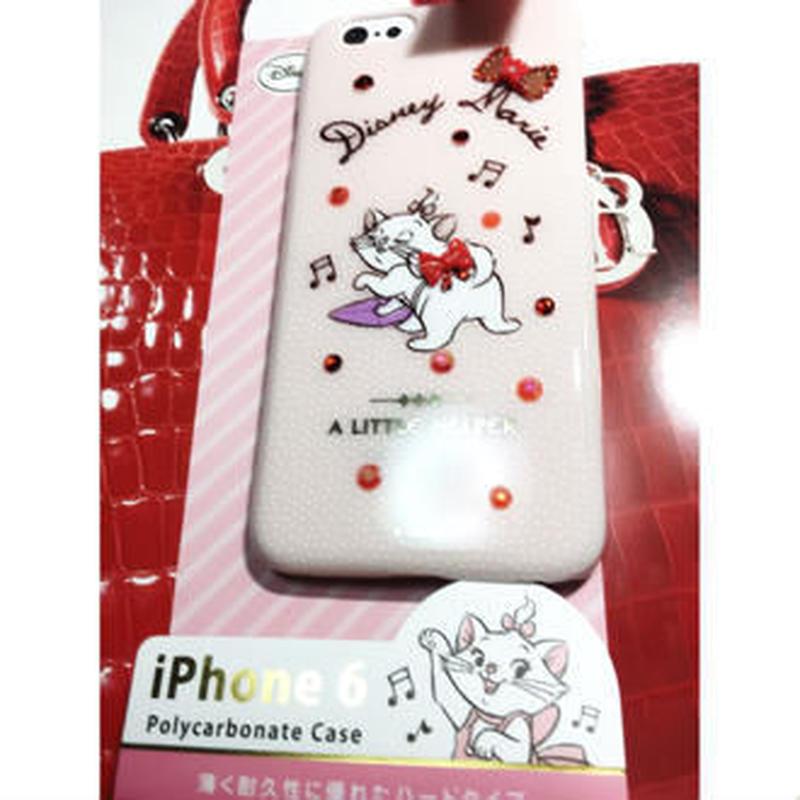 DisnyマリーちゃんiPhone5ケース