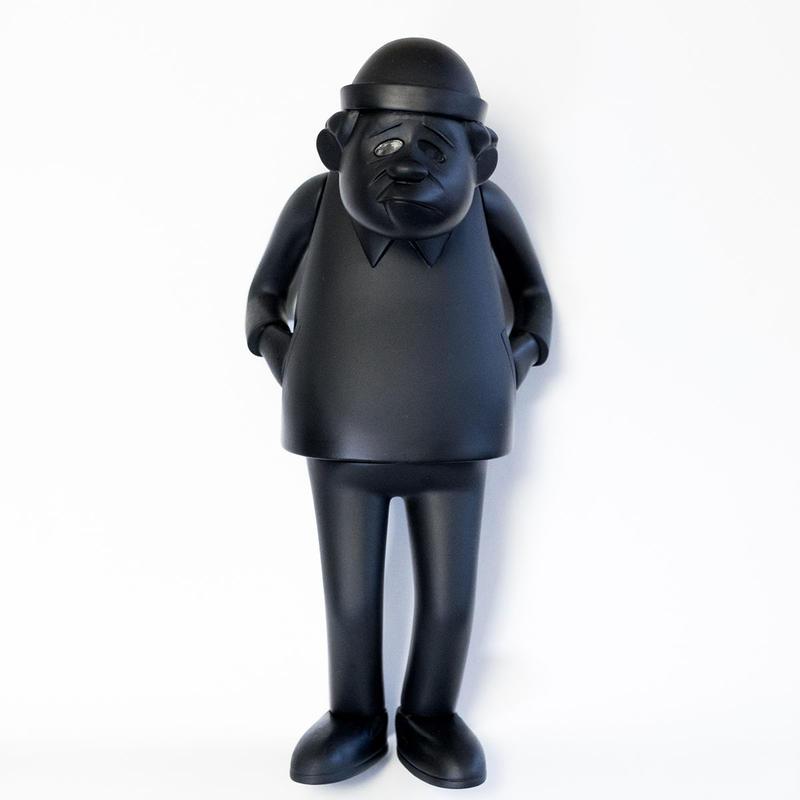 Mr.Stoop BLACK