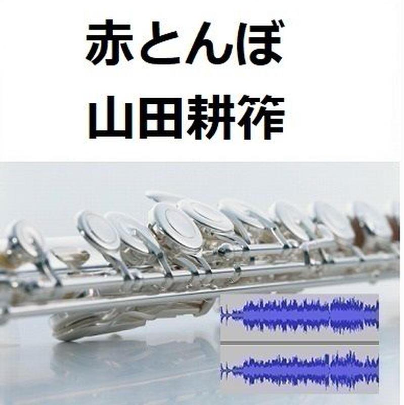 【伴奏音源・参考音源】赤とんぼ(山田耕筰)(フルートピアノ伴奏)