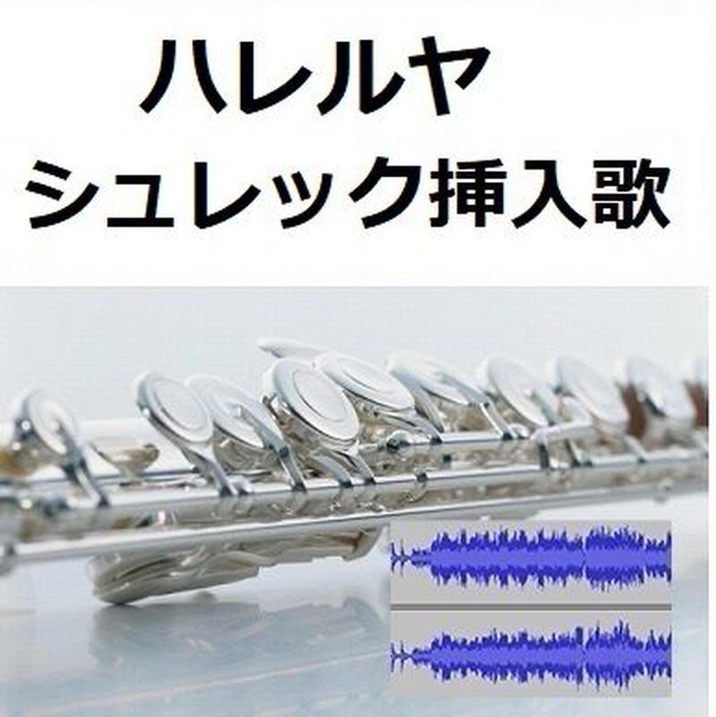 【伴奏音源・参考音源】ハレルヤ(HALLELUJAH)(シュレック)(フルートピアノ伴奏)
