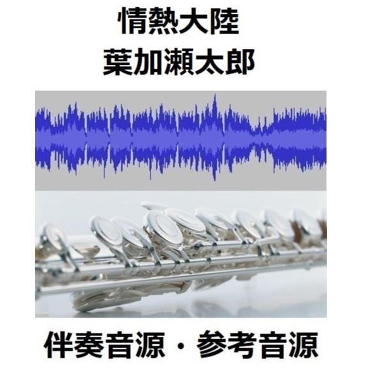 【伴奏音源・参考音源】情熱大陸~葉加瀬太郎(フルートピアノ伴奏)