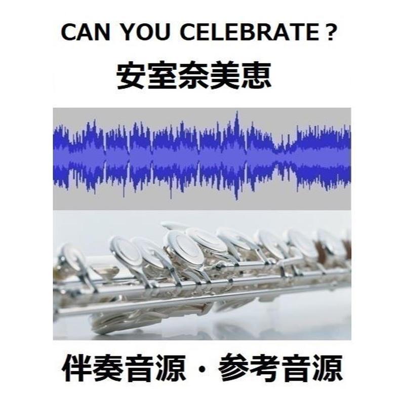 【伴奏音源・参考音源】CAN YOU CELEBRATE?(安室奈美恵)(フルートピアノ伴奏)