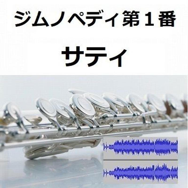 【伴奏音源・参考音源】ジムノペディ第1番(サティ)(フルートピアノ伴奏)