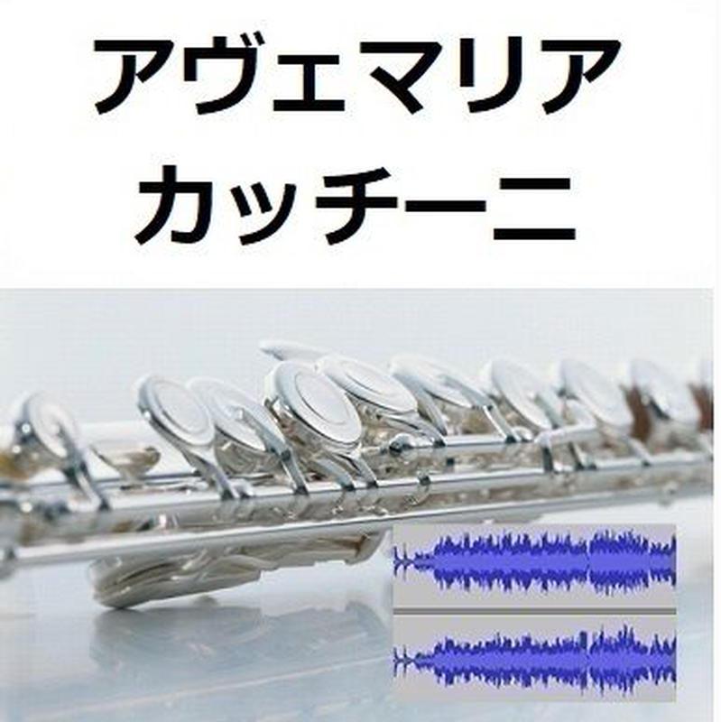 【伴奏音源・参考音源】アヴェマリア(カッチーニ)[caccini ave maria](フルートピアノ伴奏)