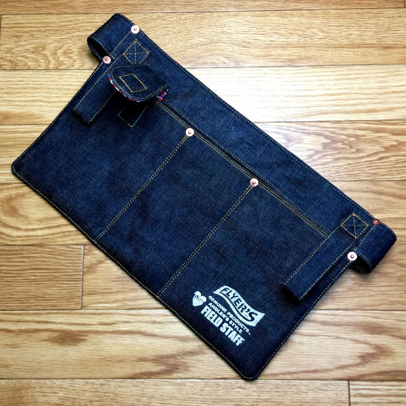 "DENIM SERIES ""APRON BAG"""