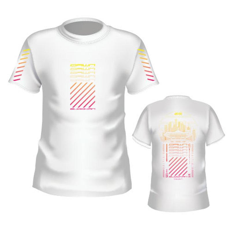 T-Shirt -DAWN WHITE