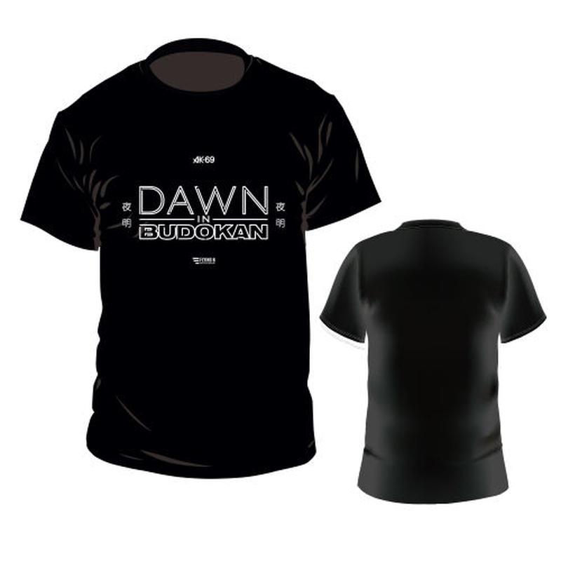 T-Shirt -DAWN BLACK