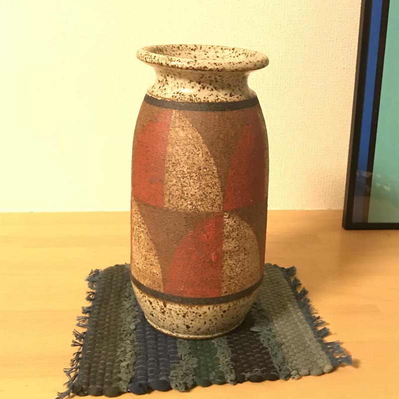 キャットアンドロジャー ラージ フラワーベース③ Kat & Roger  花瓶