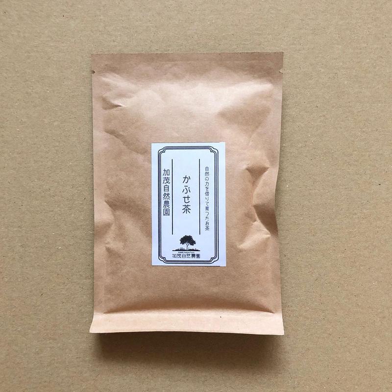 加茂自然農園 かぶせ茶(緑茶)