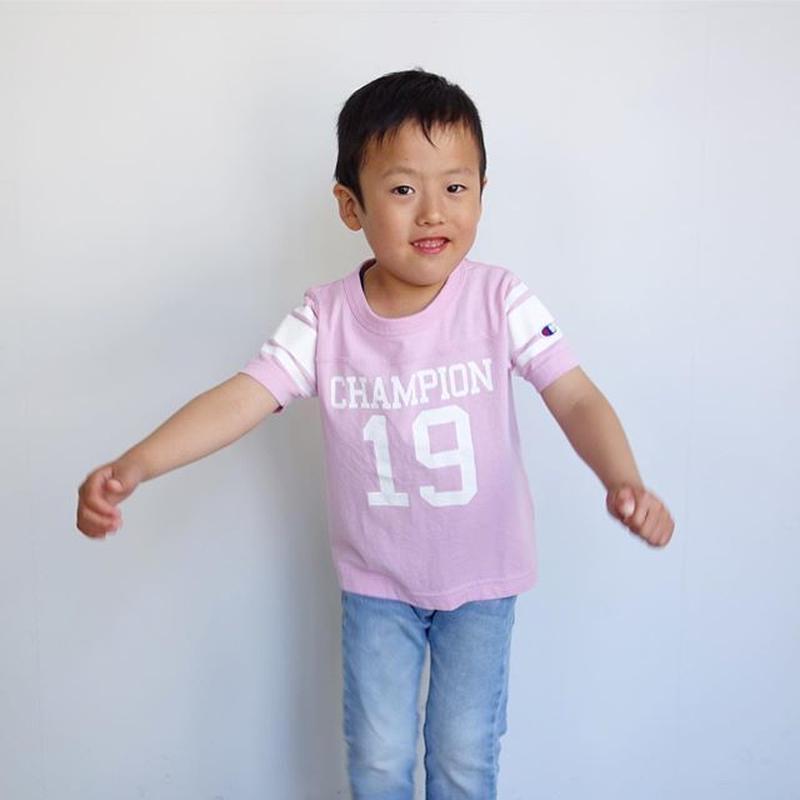 Champion kid's FOOTBALL S/S TEE