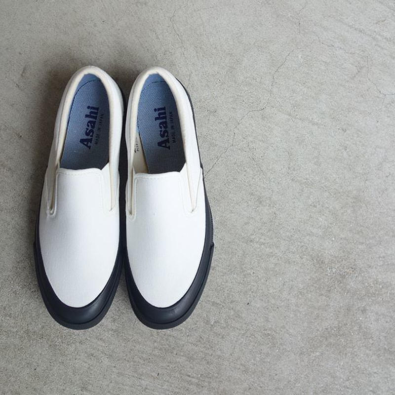 "Asahi DECK ""SLIP ON""  (women's)"