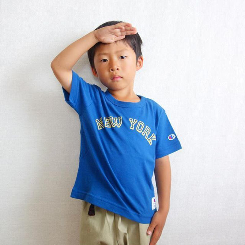 Champion kid's LOGO S/S TEE